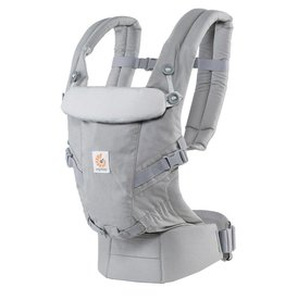 Ergobaby Ergo ADAPT Baby Carrier - Pearl Grey