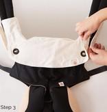 Ergobaby Ergo Baby 360 Teething Pad and Bib