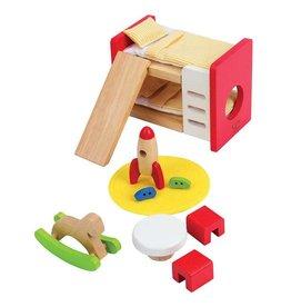 Hape Hape Happy Family - Children's Room