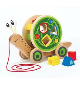 Hape Hape Walk A-Long Snail
