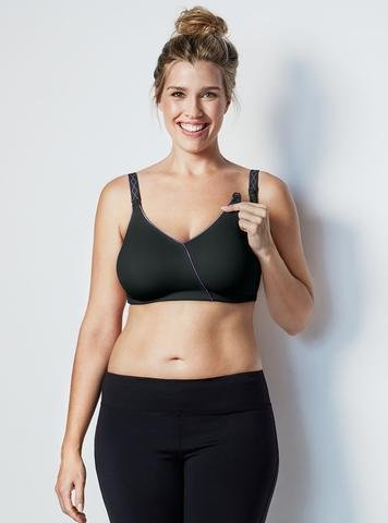 Bravado Designs Bravado Essential Embrace Nursing Bra, Black