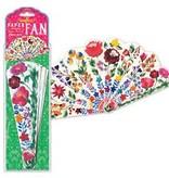EeBoo eeBoo Flowers Paper Fan