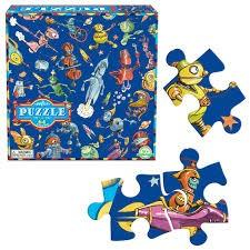 EeBoo eeBoo puzzle, 64 pc