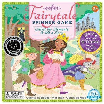 EeBoo EeBoo Spinner Game