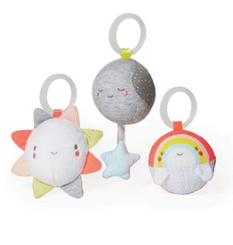 Skip Hop Silver Linings Ball Trio