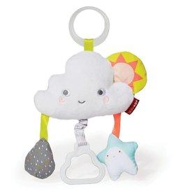 Skip Hop Silver Linings Jitter Stroller Toy