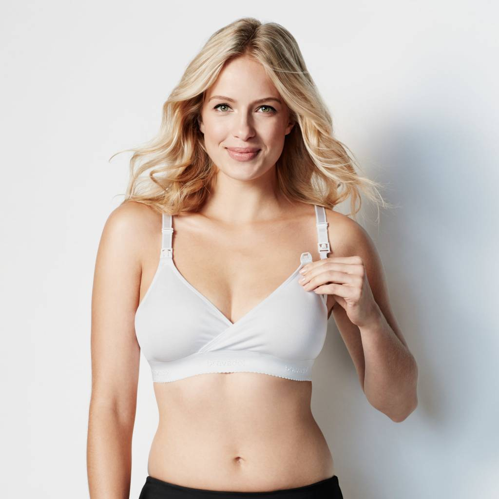 Bravado Designs Bravado Original Nursing Bra, White
