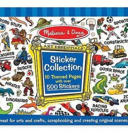Melissa & Doug Melissa & Doug Sticker Collection
