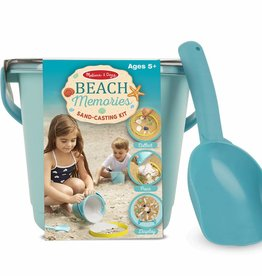 Melissa & Doug Melissa & Doug Beach Memories Sand Casting Kit