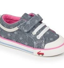 See Kai Run See Kai Run Kristin - Chambray, Toddler Sizes