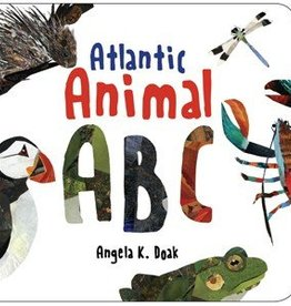 Atlantic ABC by Angela Doak