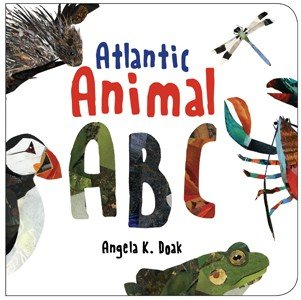 Atlantic ABC by Angela Doak