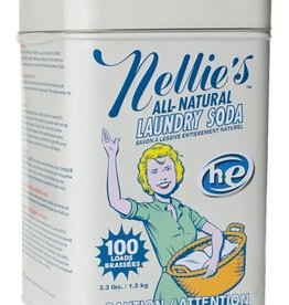 Nellie's Laundry Soda (100 Loads)