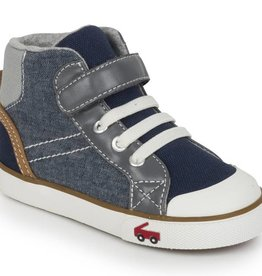 See Kai Run See Kai Run Dane  Shoes Chambray Multi Kids