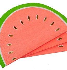 Meri Meri Watermelon Napkin Large