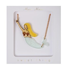 Meri Meri Meri Meri Mermaid Necklace