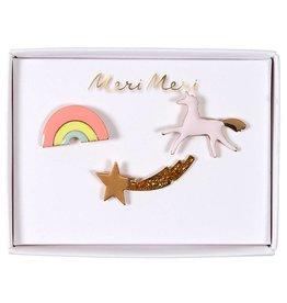 Meri Meri Meri Meri Unicorn Pins