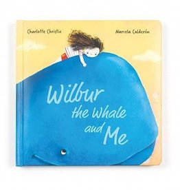 Jellycat Jellycat Wilbur The Whale And Me Book