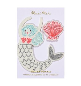 Meri Meri Meri Meri Mermaid Patches