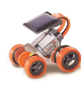 Solar Metal Racer Kit