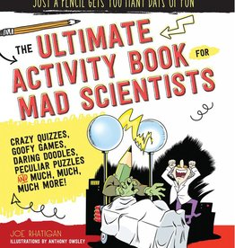 Quarto The Ultimate Activity Book for Mad Scientists