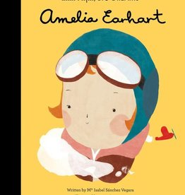 Quarto Little People Big Dreams Amelia Earhart
