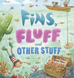 Quarto Storytime: Fins, Fluff and other Stuff