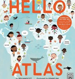 Quarto The Hello Atlas
