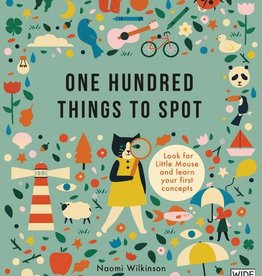 Quarto One Hundred Things to Spot
