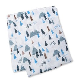 Lulujo Lulujo Muslin Cotton Wrap