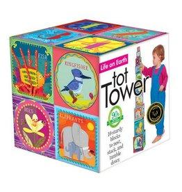 EeBoo eeBoo Life on Earth Tot Tower