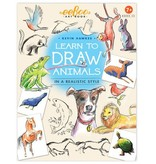 EeBoo Art Book 3 - Learn to Draw Animals