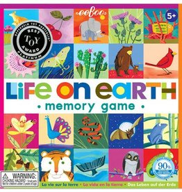 EeBoo eeBoo Life on Earth Matching Game