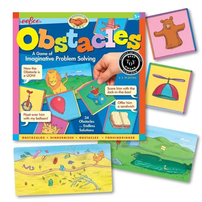 EeBoo EeBoo Obstacle Game