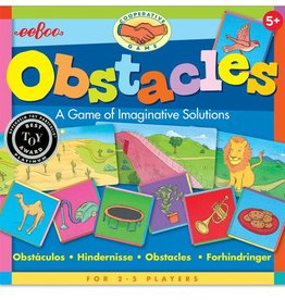EeBoo EeBoo Obstacle Game