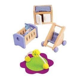 Hape Hape Happy Family - Baby's Room