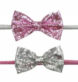 Great Pretenders Glitzy Glam Bow Headband