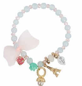 Great Pretenders Paris Charm Bracelet (boxed)