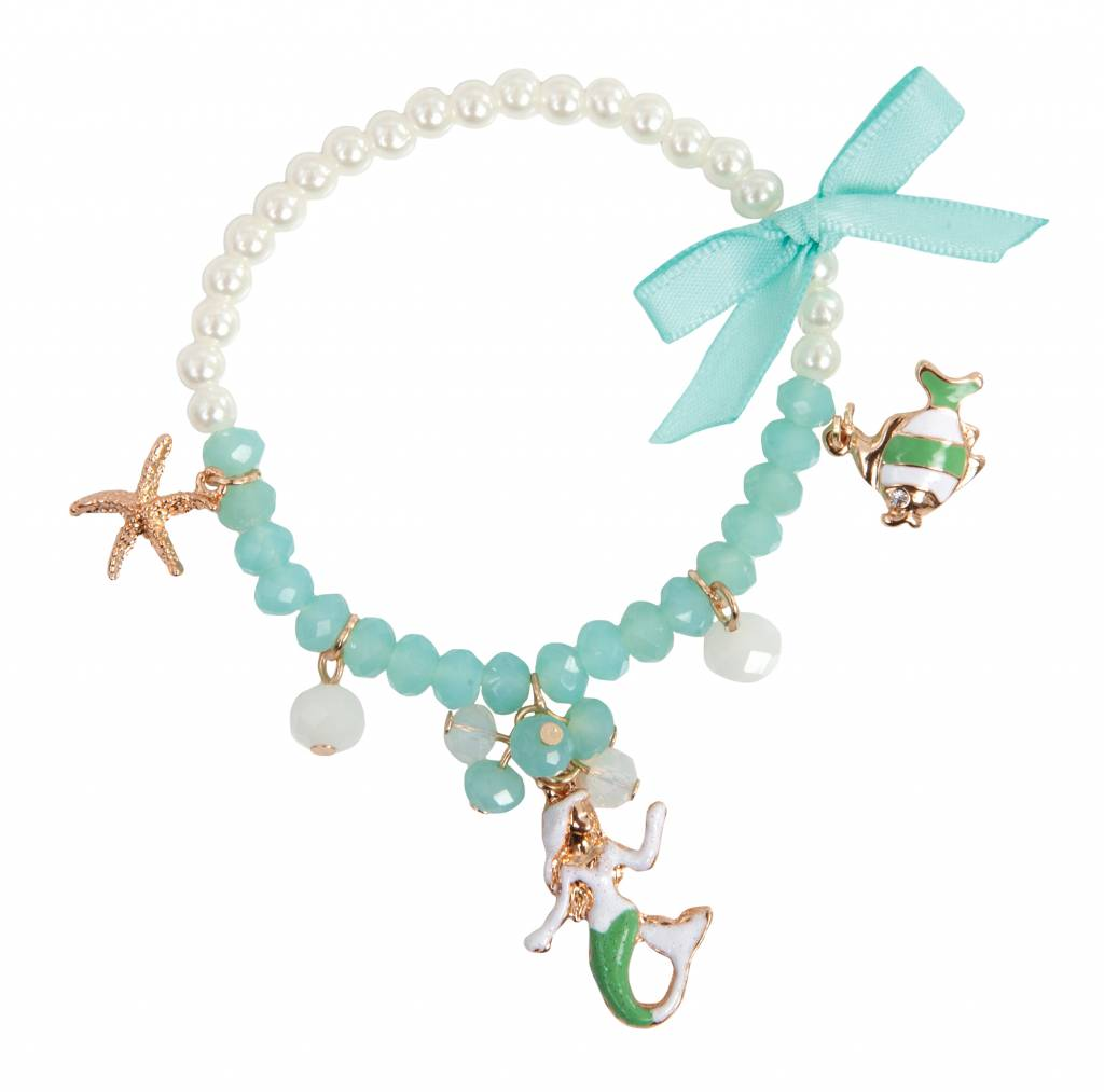Great Pretenders Seaside Charm Bracelet (boxed)