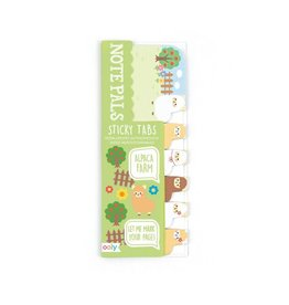 Ooly NOTE PALS STICKY NOTE PAD - ALPACA FARM (1 PACK)