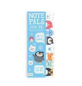 Ooly NOTE PALS STICKY NOTE PAD - ARCTIC ANIMALS (1 PACK)