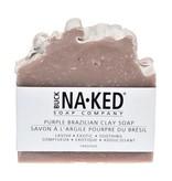 Buck Naked Soap Company Purple Brazilian Clay Soap