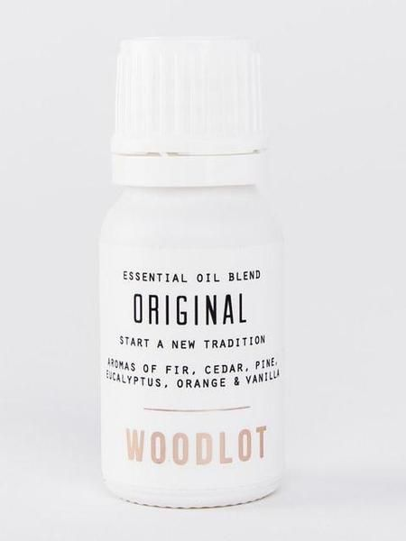 Woodlot Essential Oil Blends Original