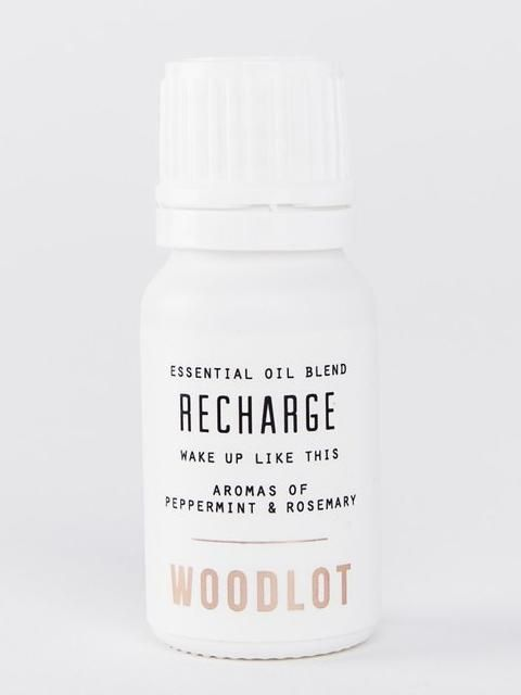 Woodlot Essential Oil Blends Recharge