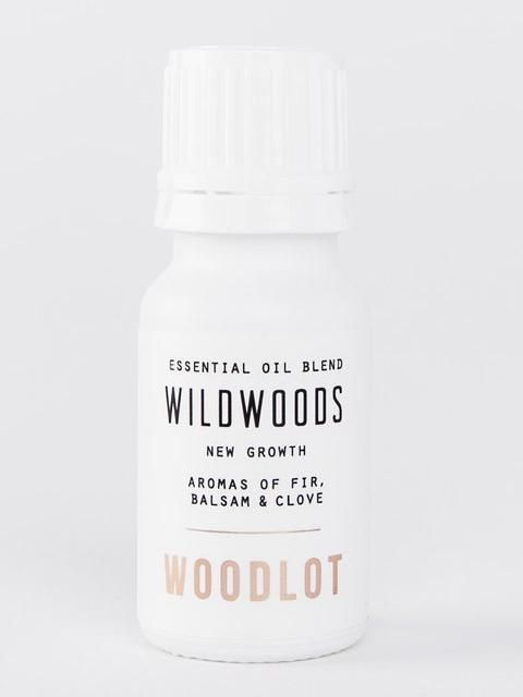 Woodlot Essential Oil Blends Wildwoods