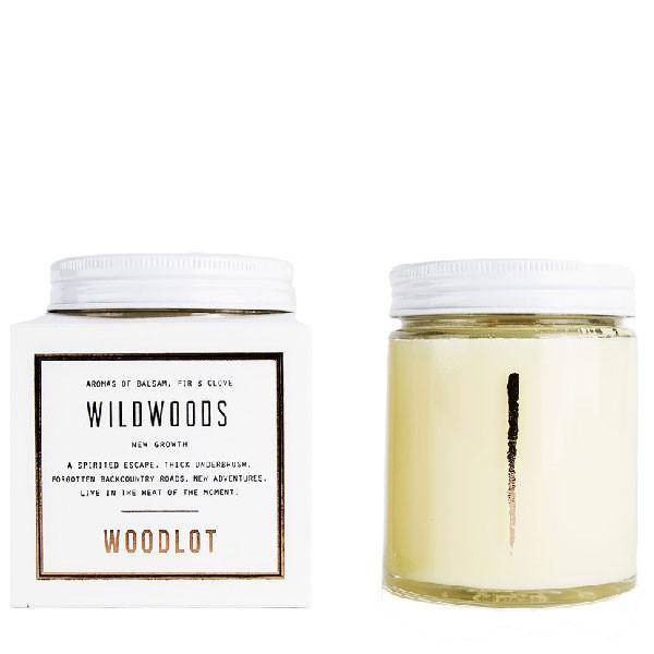 Woodlot Candle Wildwoods 8oz