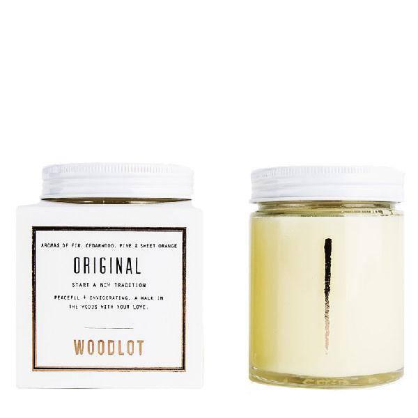 Woodlot Candle Original 8oz