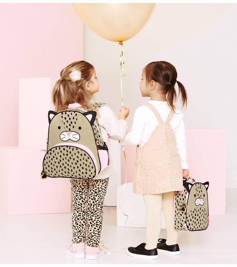 Skip Hop Skip Hop Zoo Backpack Leopard