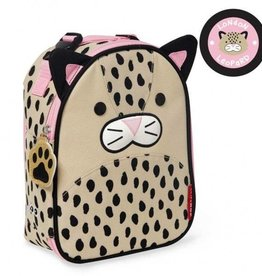Skip Hop Zoo Lunch Bag Leopard