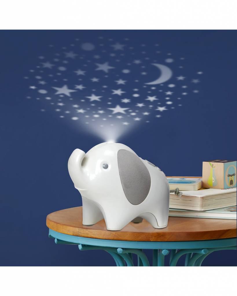 Skip Hop Skip Hop Moonlight & Melodies Nightlight Soother Elephant